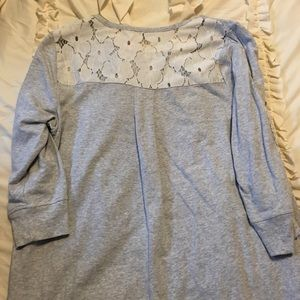Jane and Bleecker Tunic - Size Large